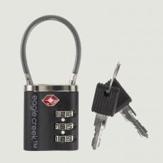 Cable TSA Lock